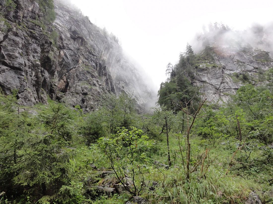 Arnoweg: Die steile Saugasse