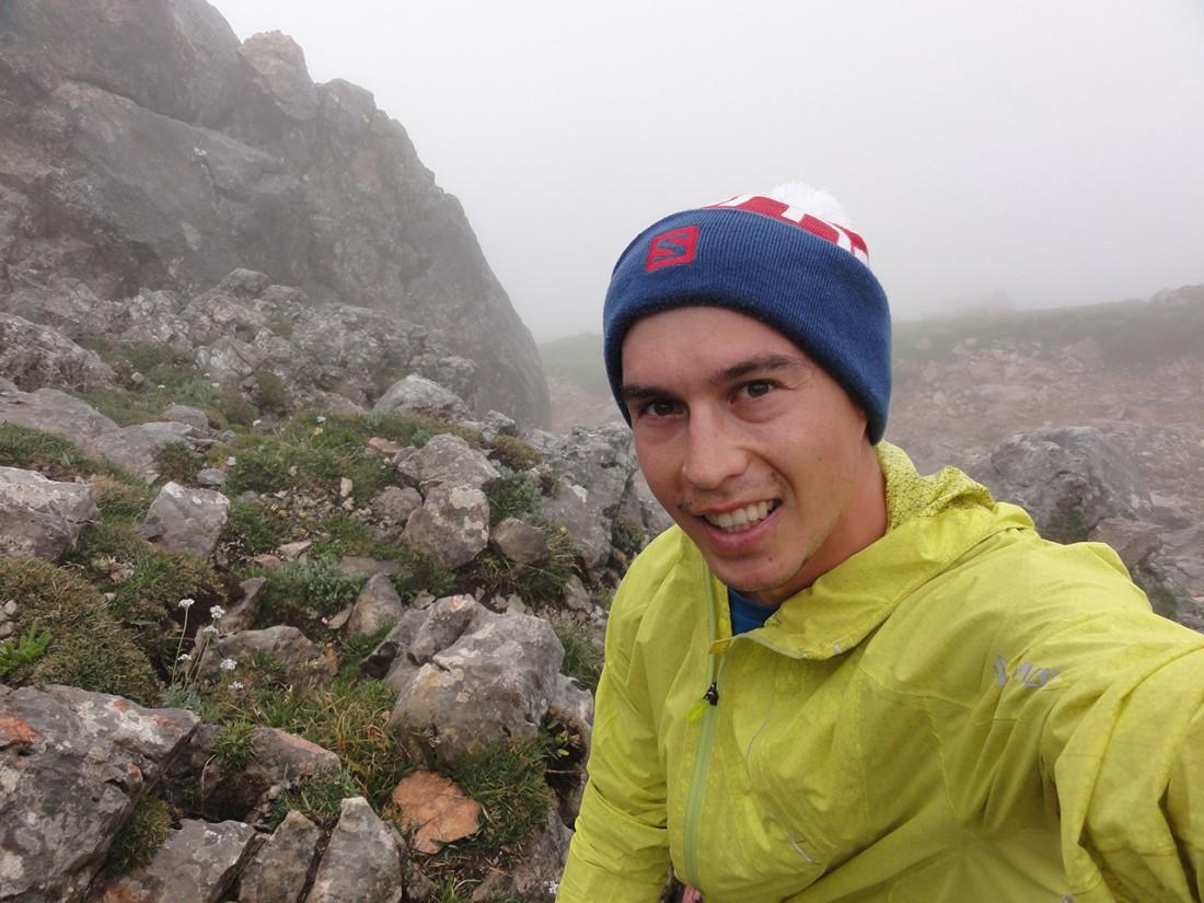Arnoweg: Nasser und steiler Aufstieg zum Großen Hundstod (2594 m)