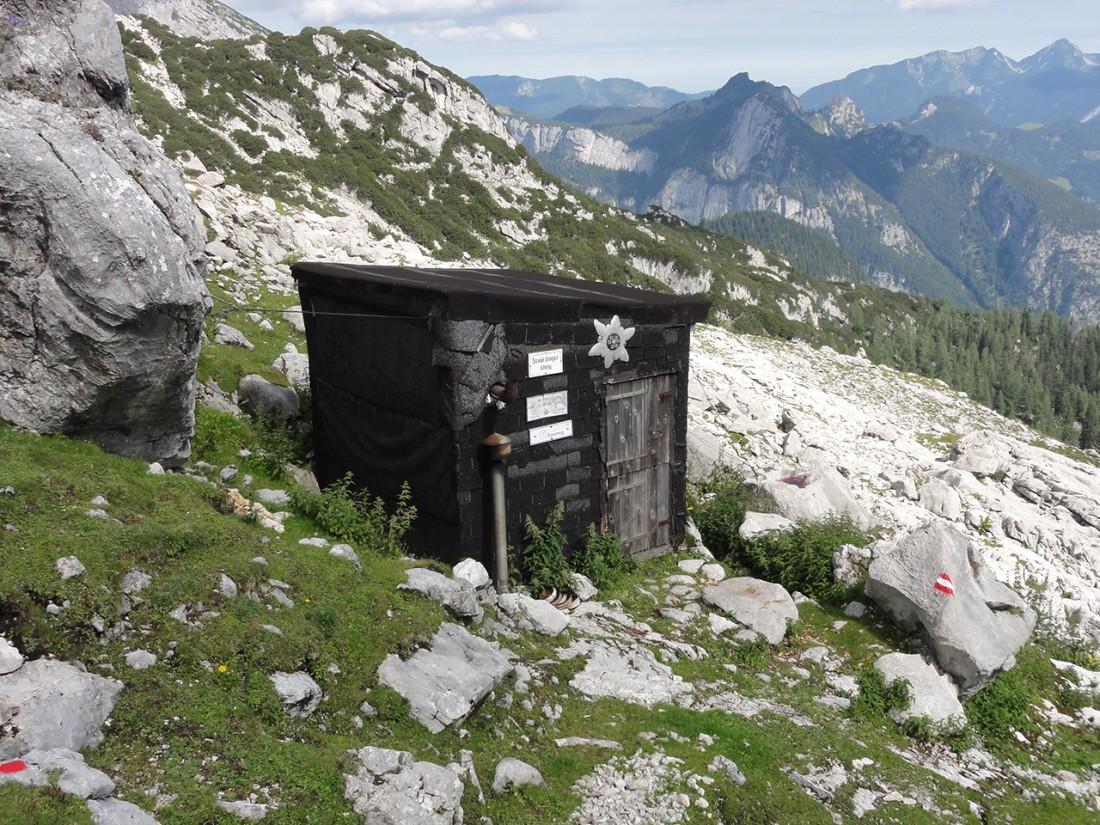 Arnoweg: Die Biwakschachtel entlang des Schärdinger Steigs