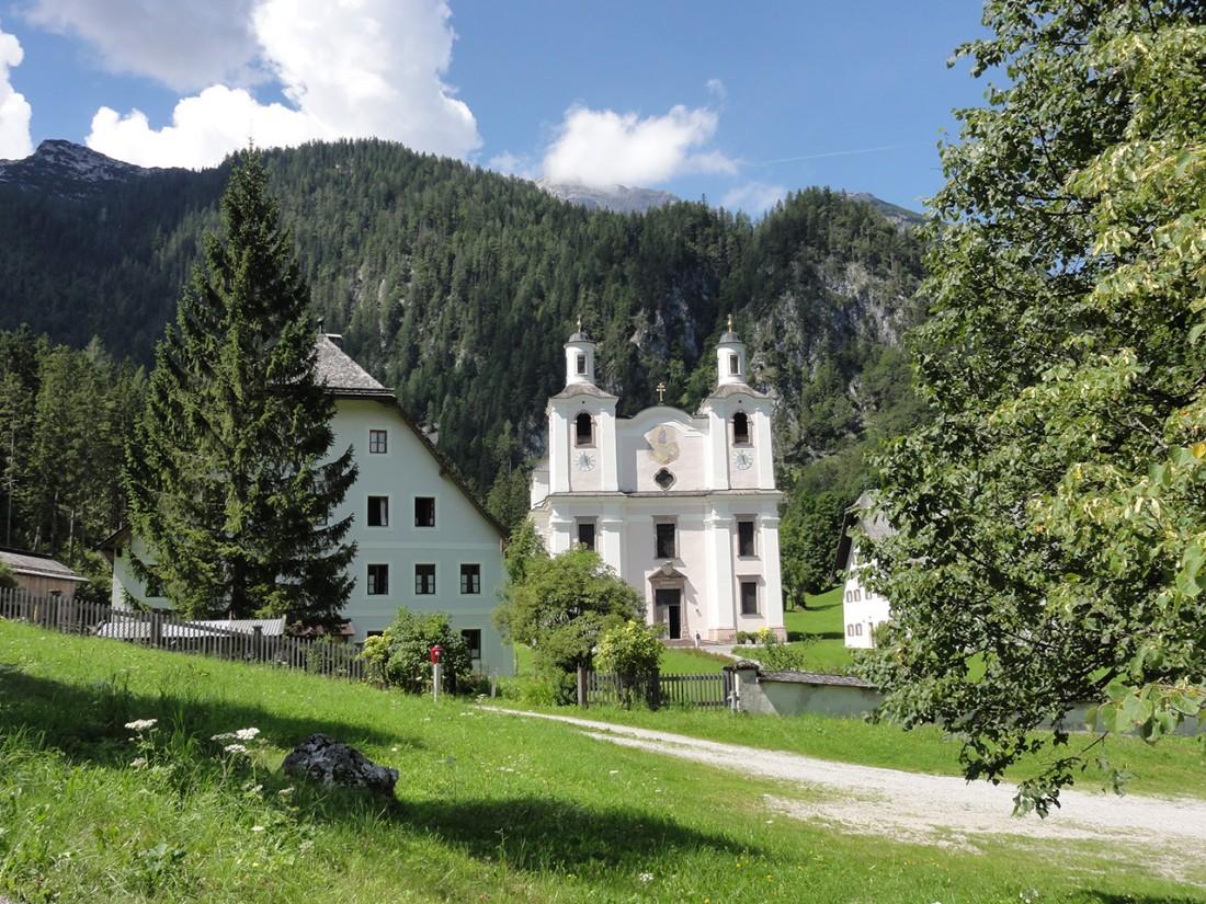 Arnoweg: Maria Kirchental