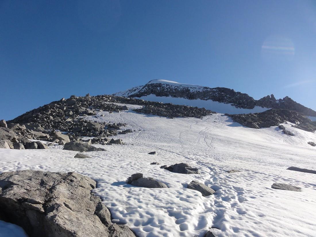 Arnoweg: Der gletscherfreie Aufsteig auf den Keeskogel