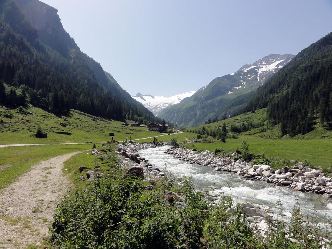 Arnoweg: Das Habachtal im Pinzgau
