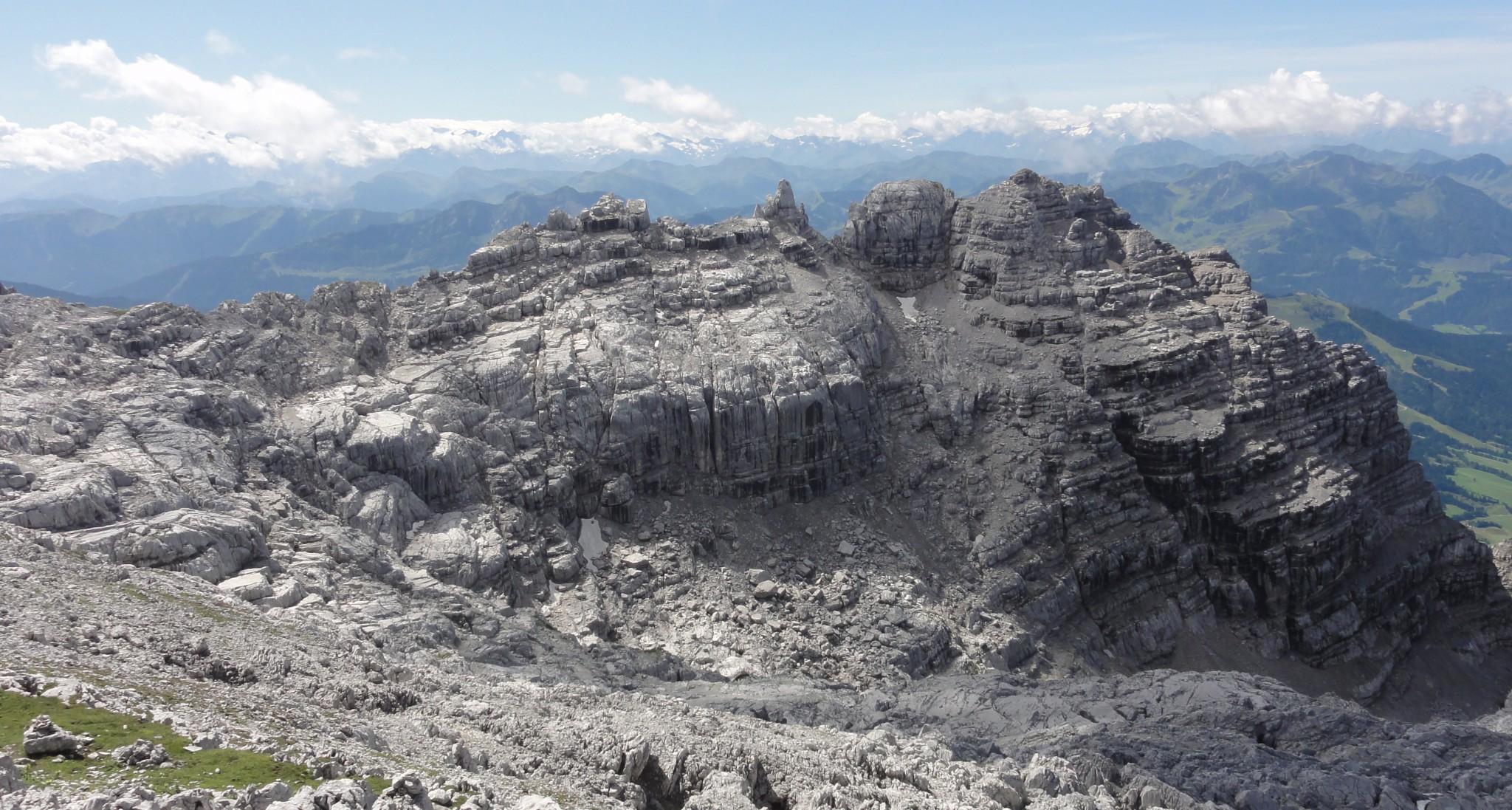 Arnoweg: Die schroffen Loferer Steinberge