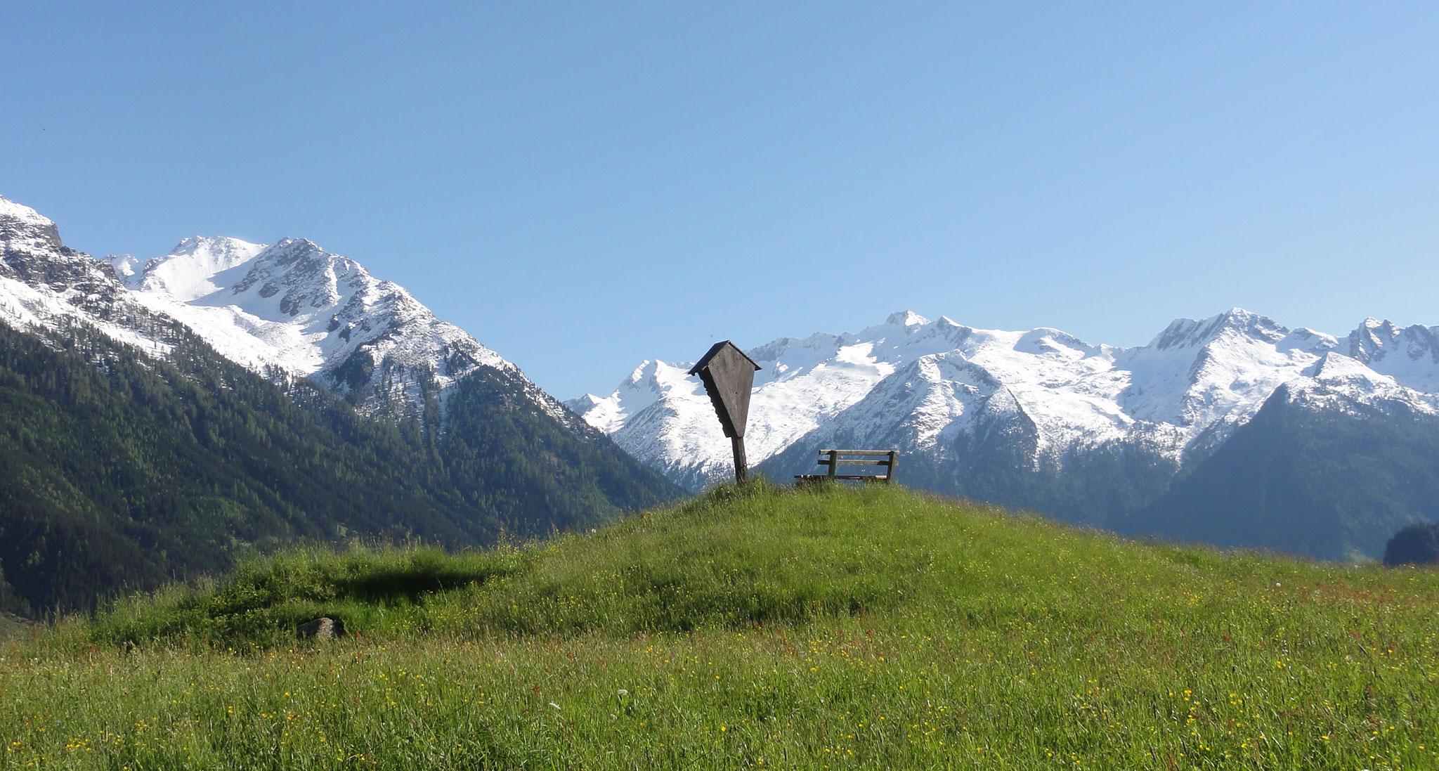Arnoweg: Materl entlang der 18. Etappe