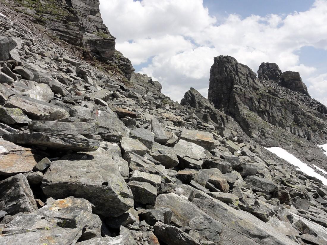 Arnoweg: Der steinige Weg zu den Wilden Mannder