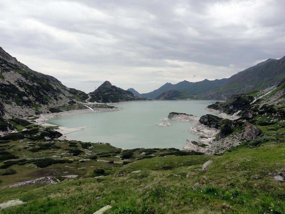 Arnoweg: Schöne Landschaft rund um den Tauernmoossee