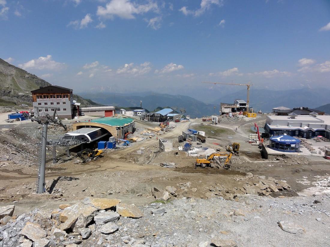 Arnoweg: Die fortschreitende Zerstörung eines Berges