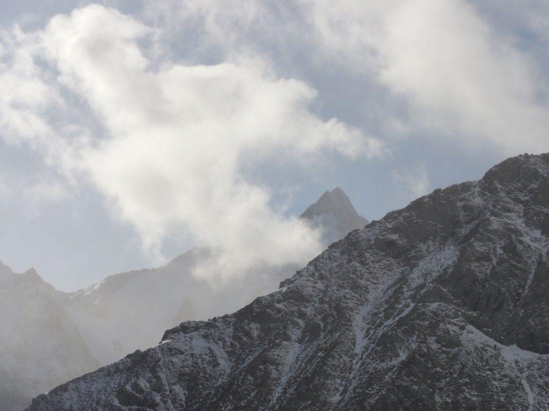 Arnoweg: Ausblick auf den Großglockner